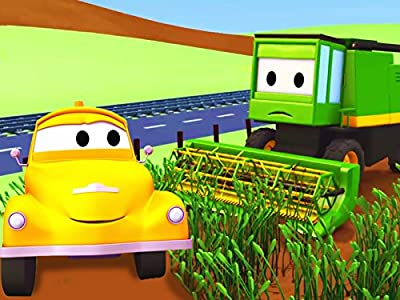 Tom The Tow Truck and Harvey the Harvester