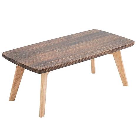 Amazon.com: Mesa de mesa para ventana, mesa baja, mesa de ...