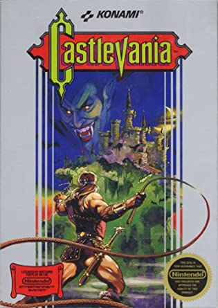 NES - Castlevania 1: Amazon.es: Videojuegos