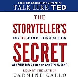 The Storyteller's Secret Audiobook