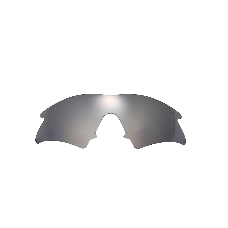3cf49ec137 Amazon.com  Polarized Replacement Lenses for Oakley M Frame Sweep Sunglasses  (Titanium) NicelyFit  Clothing