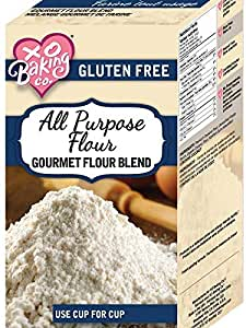 Amazon.com : XO Baking Co Gluten Free All Purpose Flour ...