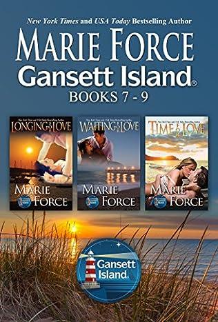 book cover of McCarthys of Gansett Island Boxed Set Books 7-9