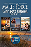 McCarthys of Gansett Island Boxed Set Books 7-9