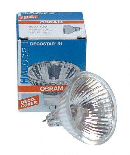 Osram 346229 - 44892WFL Bi Pin Base Single Ended Halogen Light (Subminiature Bi Pin)