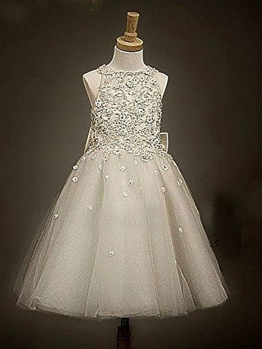 Love Dress Tulle Applique Wedding Girls Dress Christmas Present Us 6 by Love To Dress (Image #2)
