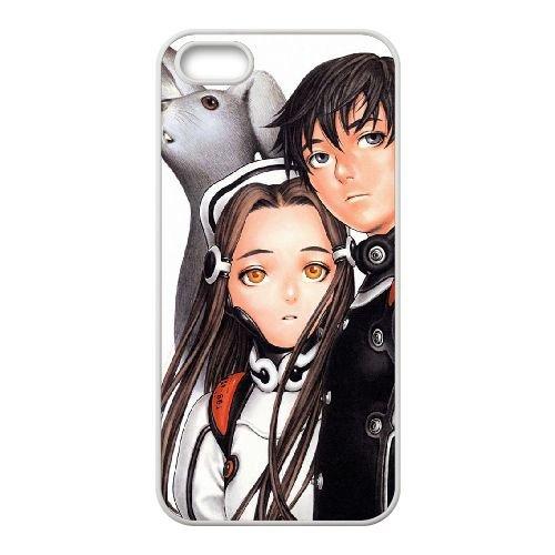 C4A18 l'anime art i K4B4DJ coque iPhone 5 5s cellulaire cas de téléphone couvercle coque de DM4MBU3CD blanc