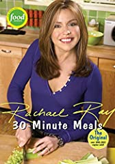 See where it all started with the original          30-Minute Meals         . This classic Rachael Ray collection will help you get dinner on the table in no time, with easy-to-follow directions and budget-friendly ingredients...