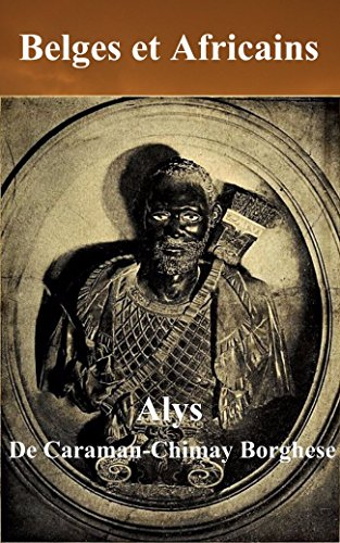 belges-et-africains-french-edition