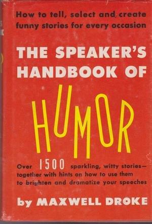 Speaker's Handbook of Humor