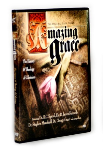 Amazing Grace: The History & Theology of Calvinism (Digitally Remastered) (DVD)