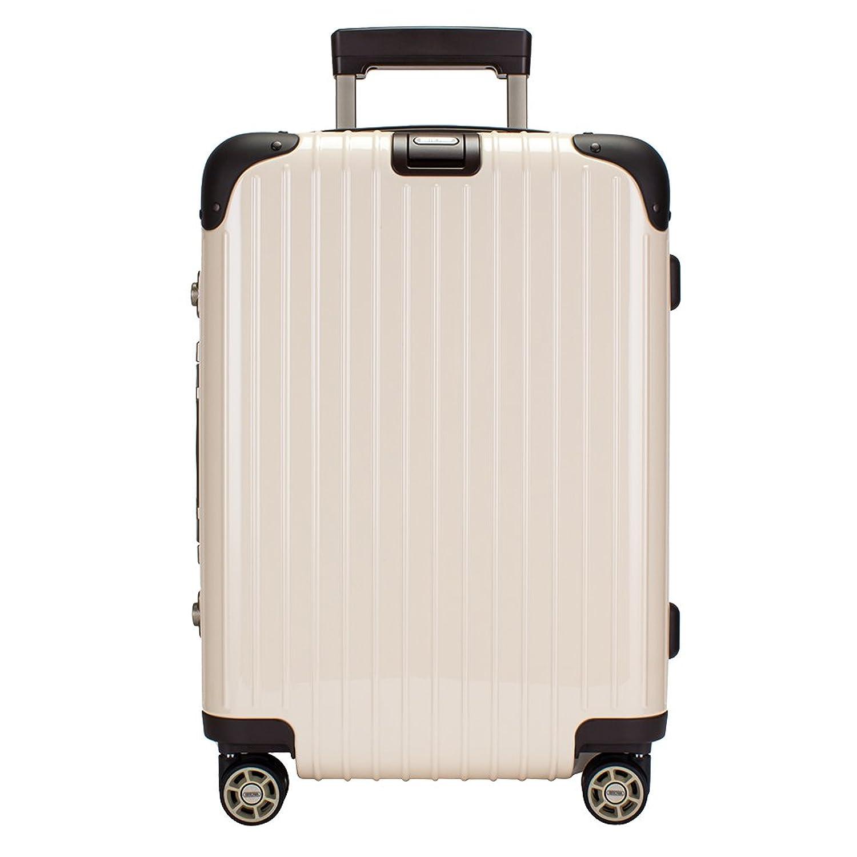 [ リモワ ] Rimowa リンボ 37L 4輪 キャビンマルチホイール スーツケース 881.53.13.4 ホワイト Limbo Cabin MultiWheel White キャリーバッグ [並行輸入品] B075JDRN8W