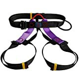 Climbing Harness, Safe Seat Belts For Mountaineering...