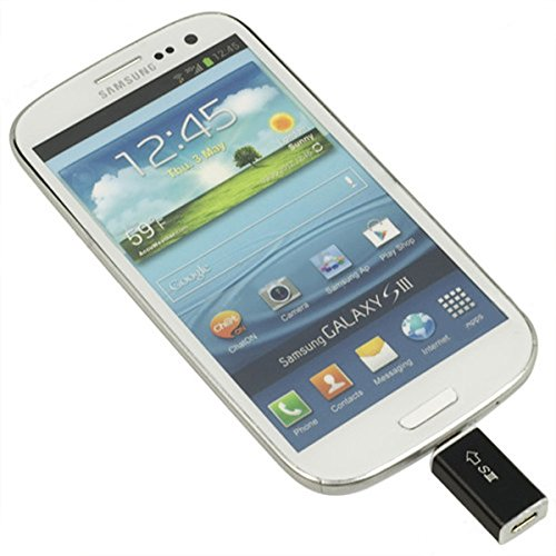 USB 5 to 11 pin Adapter for Samsung Galaxy S3 i9300 MHL HDMI HDTV (Mhl Cable Hdmi Galaxy S3 Feet compare prices)