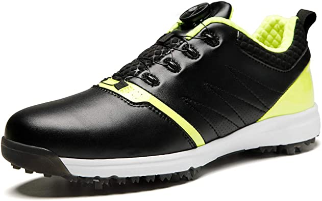 Spikes, BOA Golf Shoes for Men