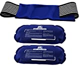 Ice Pack (2-Piece Set) – Reusable Hot and Cold The...