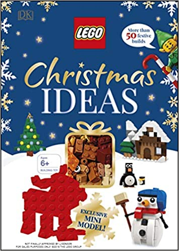 Christmas Book Ideas 2019 Buy LEGO Christmas Ideas: With Exclusive Mini Model Book Online at