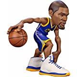 ICONai Small-Stars KEVIN DURANT 11-inch Smart Collectible NBA Figure [LESS THAN 500 FIGURES PRODUCED Golden State Warriors Icon Edition Jersey NBA 2017-18] SPECIAL ARTIST-AUTOGRAPHED CERTIFICATE PACK