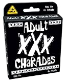 Adult Party Charades Game - All the fun of Charades but with a Naughty Twist - Travel Game, Ages 18+