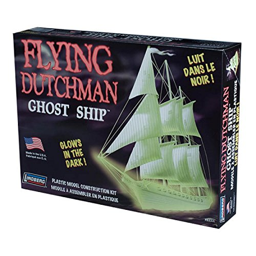 (Lindberg 1/300 scale Flying Dutchman Ghost Ship )