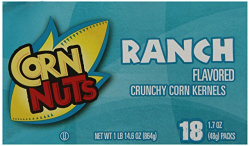 Corn Nuts Ranch Crunchy Snack Mix (1.7oz Bags, Pack of 36) by Cornnuts (Image #5)
