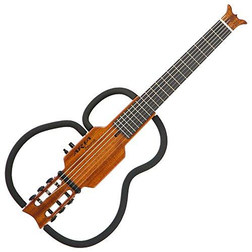 aria as 100c sinsonido travel guitar classical guitar buy online free. Black Bedroom Furniture Sets. Home Design Ideas