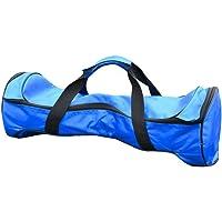 Exuberanter 6.5' Banlance De Bolsa Impermeable Mochila Hoverboard Material De Oxford Bolso Portátil - Dos Ruedas (Negro/Azul) Relaxing Charming