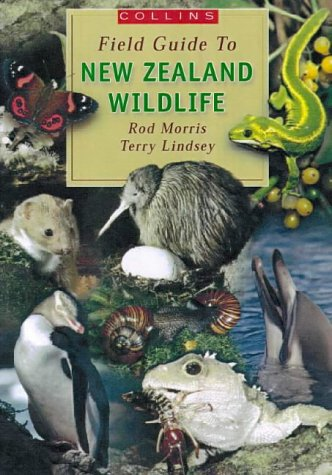 Download Collins Field Guide to New Zealand Wildlife PDF
