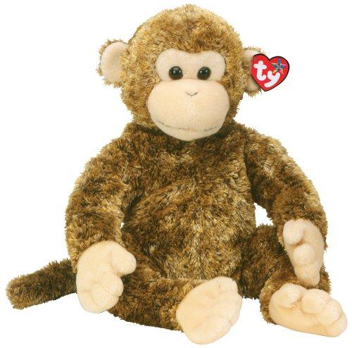 Amazon.com  Ty Bonsai - Monkey  Toys   Games 01c7f2e1ac6