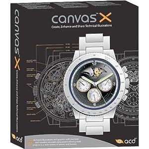Deneba CANVAS X WIN/MAC ( F9105-0100-EN )