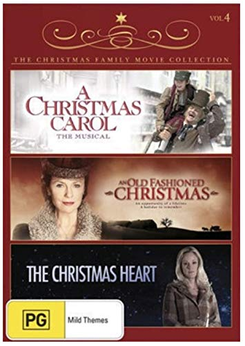 A Christmas Carol The Musical / An Old Fashioned Christmas / The Christmas Heart