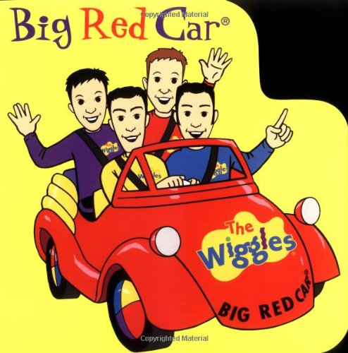 Big Red Car (The Wiggles) ebook