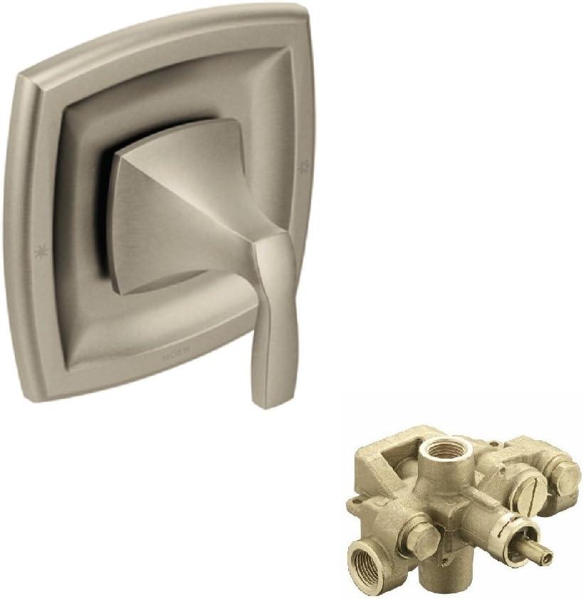 Bathtub Faucets & Showerheads Home & Garden Moen KSVVO-M-T3691BN ...