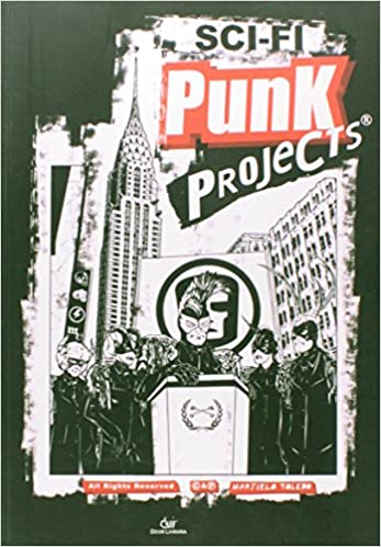 Sci-Fi Punk Projects - Volume 1: Martielo Toledo: 9788575325568: Amazon.com: Books