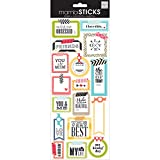 me & my BIG ideas mambiSTICKS Stickers, Washi Tape Shapes
