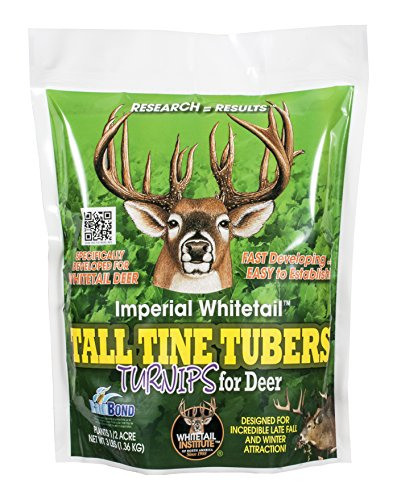 Whitetail Institute Imperial Tall Tine Tubers Food Plot...