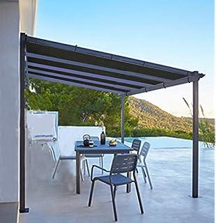 Amazon com : 10x20 Canopy Single Slope Angle Shade Tent Car Sport