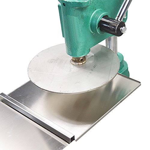 Techtongda Stainless Steel Household Pizza Dough Pastry Manual Press Machine Kitchen Tools(item# 251030)