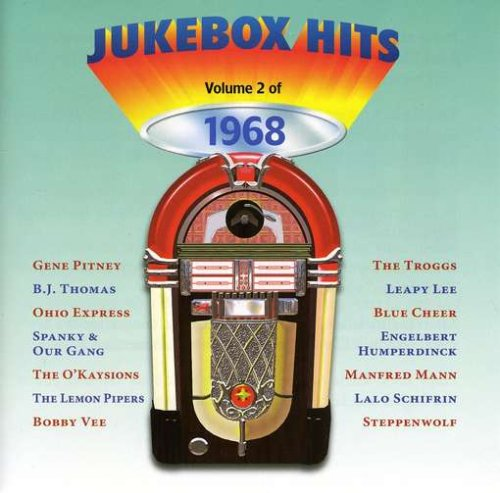 Jukebox Hits Of 1968 Vol. 2 by Jbh
