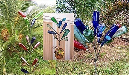 PRE-CHRISTMAS Gift SUPER BUNDLE -Bottletree Bottle Tree Bundle Garden Wine FREE SHIP Made in USA