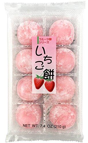 Fruits Mochi Daifuku Ichigo -