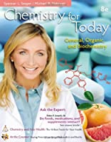 Chemistry for Today: General, Organic, and Biochemistry, 8th Edition Front Cover
