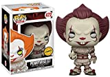 CHASE Variant of Funko Pop Pennywise – IT Movie Collectible Figure