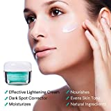Evagloss Lightening Cream - Dark Spot Corrector