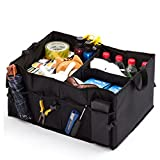 Gudior Car Trunk Organizer, Collapsible Cargo Container, Great for Car, SUV, Truck, Minivan,Groceries and Home-1 Pack