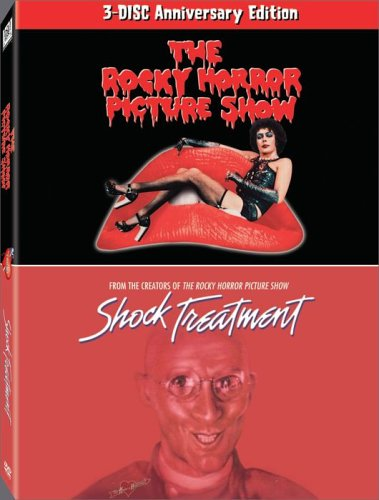 The Rocky Horror Picture Show / Shock Treatment (3-Disc Anniversary Edition) ()