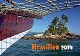 Brasilien 2014. Wandkalender im Großformat DIN A2 quer (42x59 cm): Wandkalender im Großformat DIN A2 quer (42×59 cm)