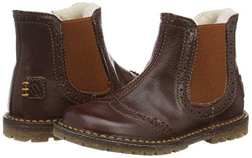 OCRA 440MS Unisex-Kinder Chelsea Boots Braun (KENIA)