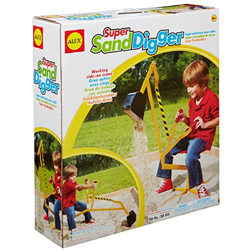 ALEX Toys Active Play Super Sand Digger ()