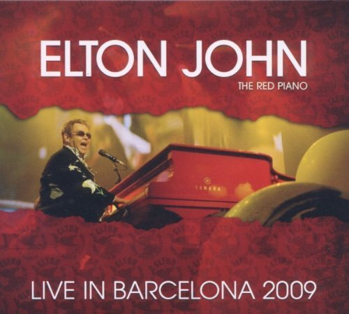 The Red Piano Tour Import Edition by Elton John (2010) Audio CD